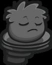 Perched Puffle Statue sprite 001