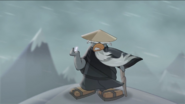Sensei in a Blizzard