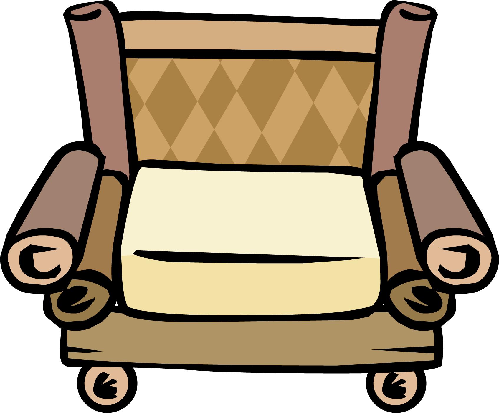Bamboo Chair Club Penguin Wiki