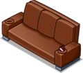 Brown Designer Couch sprite 007