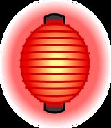 Red Paper Lantern sprite 002