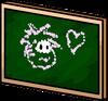 Wall Chalkboard sprite 015