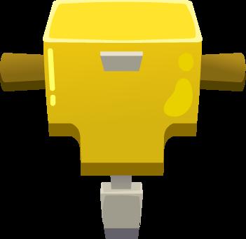 Emoji Jackhammer