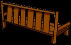 Wood Bench sprite 006