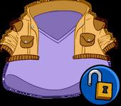 Cargo Jacket clothing icon ID 14926