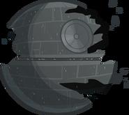 Death Star Explode