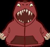 AllosaurusHoodie
