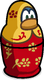 Matryoshka Doll sprite 013