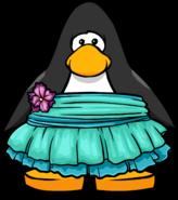 Pastel Petal Dress PC
