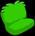 Fuzzy Green Couch sprite 003