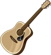Girl Next Door Guitar clothing icon ID 5462