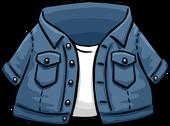 Jean Jacket Icon 251