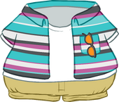 Ocean Cool Outfit icon