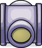 Short Solid Tube sprite 020