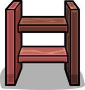 Short Wooden Steps sprite 002
