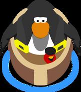 Migrator Mascot Costume ingame