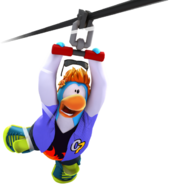 Samdunk Club Penguin Island