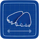 Blueprint Wolf Feet icon