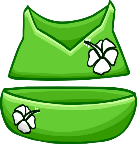 File:Green Flower Bikini clothing icon ID 4097.png