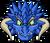 Blue Hydra Head