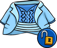 Blue Tuxedo unlockable icon