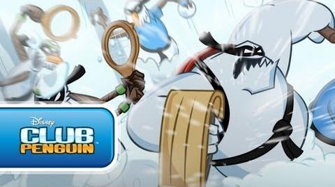 Club Penguin Card Jitsu Snow - Trailer 720p HD