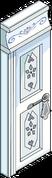 Left Princess Door icon
