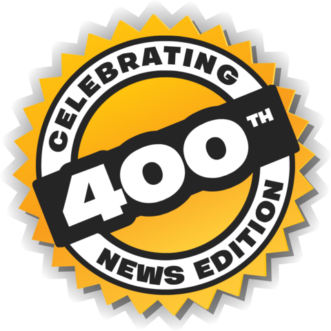 File:Club Penguin Times 400 Issue Logo.png