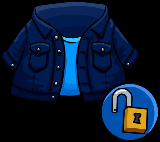 File:Dark demin jacket.png