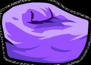 PurpleBeanbagChair2