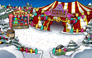 The Fair 2012 Great Puffle Circus Entrance 2