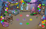 Puffle Party 2009 Pet Shop