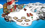 Rockhopper's Quest Beach