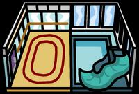 Gymnasium Igloo Icon