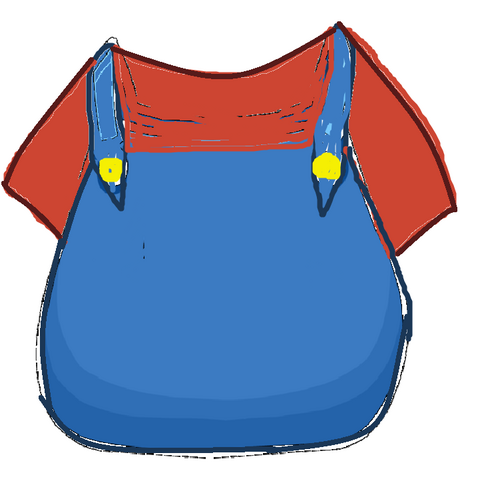 File:Mario's overalls.png