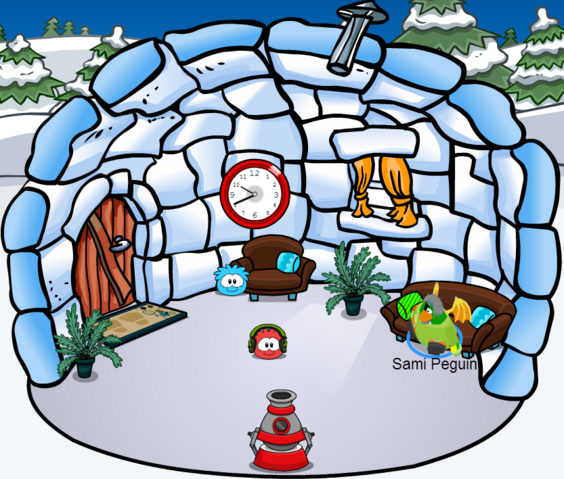 File:My Igloo ( it has puffle lancher ).png