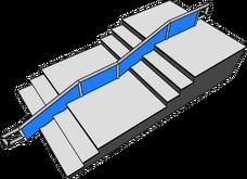 Stair Ramp furniture icon