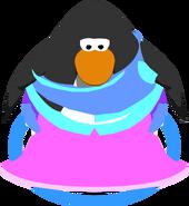 Blue Mermaid Costume in-game