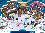 Happy77 at Town in Penguin Chat 3
