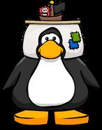 Migrator Mascot Head Player Card