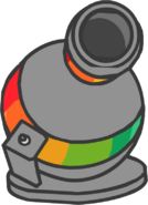 Rainbow Cannon