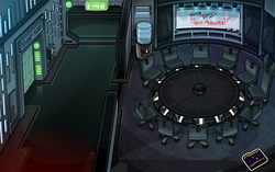Star Wars Takeover Meeting Room