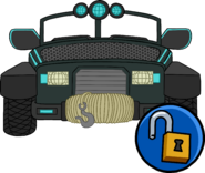 Rescue Off-Roader unlockable icon