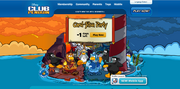 Bug on CP Homepage