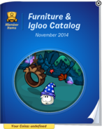 Catalogs Furniture November 2014