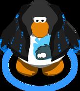 Penguin Flare Hoodie