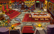 Medieval Party 2011 Ye Knight's Quest 3 treasure room