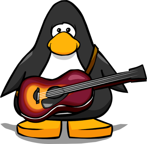 File:Acoustic Sunburst Guitar PC.png