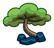 Savanna Tree Pin icon