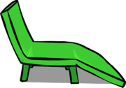 Green Deck Chair sprite 005